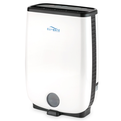 The All Weather Dehumidifier 8L air humidifier in white all year