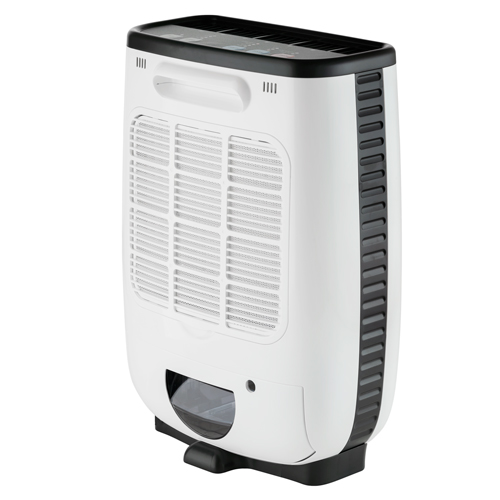 The All Weather Dehumidifier 8L air humidifier in white air purification