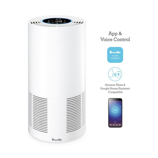 the Smart Air Plus™ Connect White