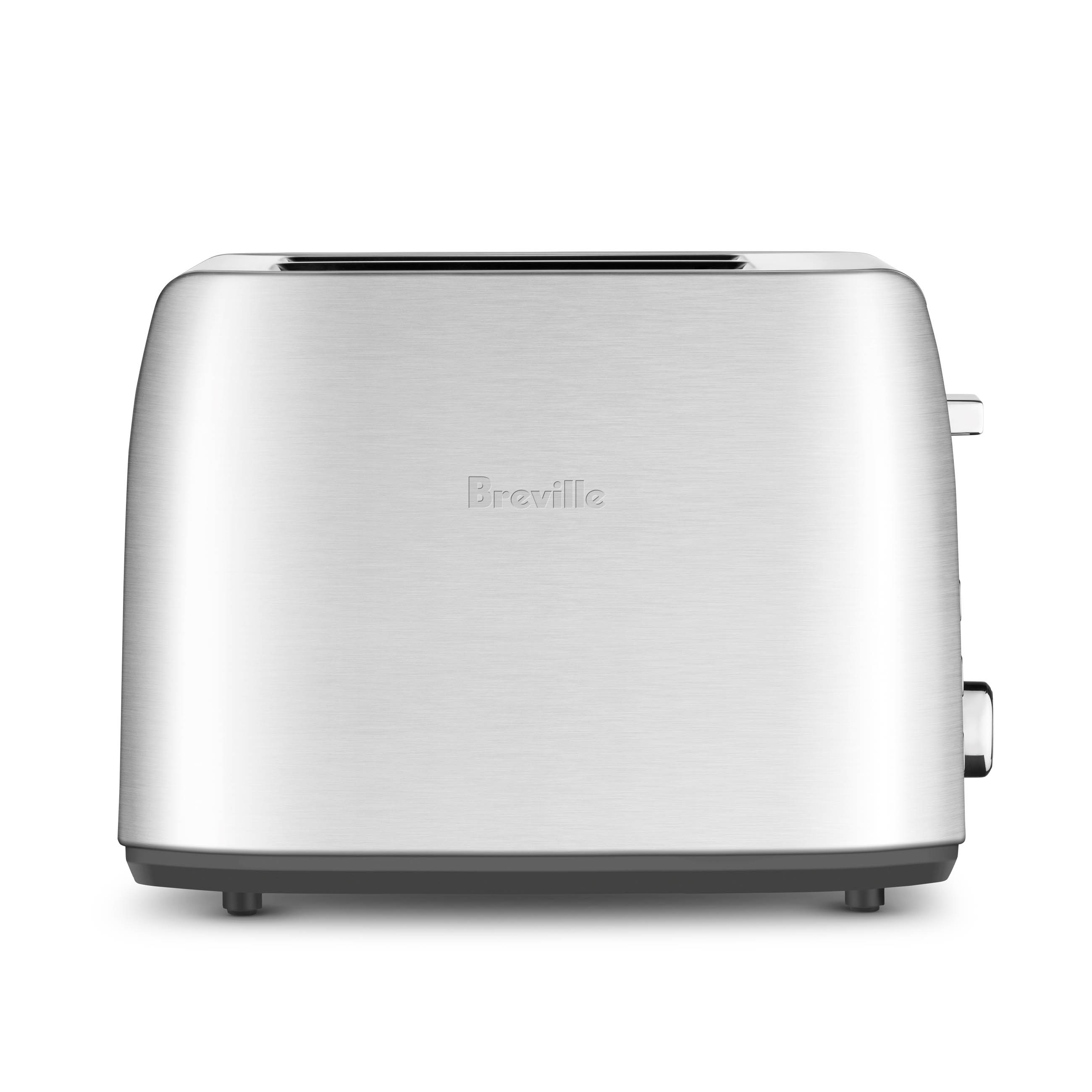 the Breakfast Pack™ breakfast pack in Brushed Stainless Steel toaster