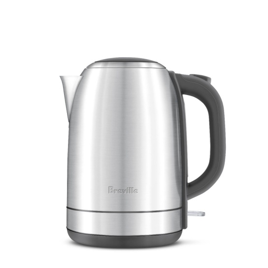 the Breakfast Pack™ breakfast pack in Brushed Stainless Steel kettle