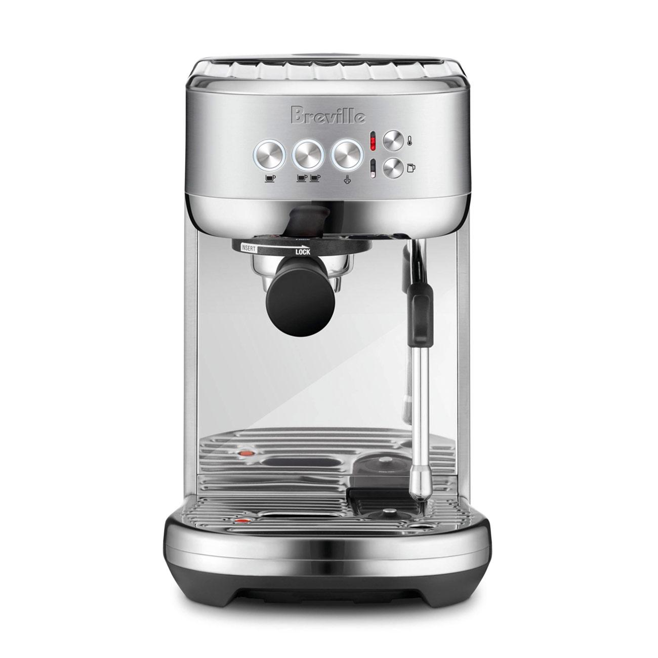 سعر ومواصفات وعيوب ماكينة قهوة بريفيل بامبينو بلس BES500