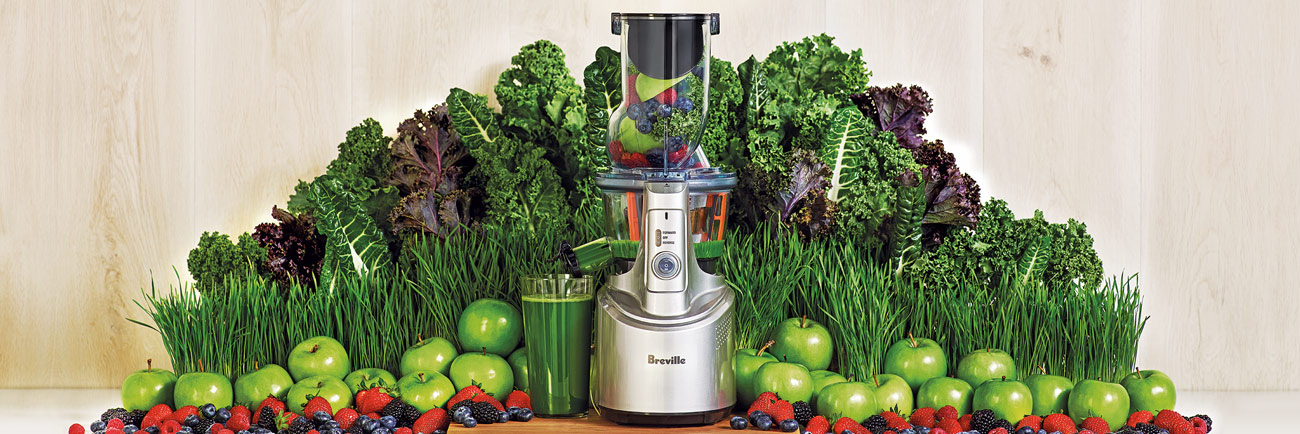 the Big Squeeze™ Juicer in Silver