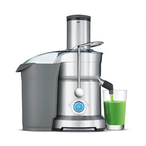 the Cold Fountain Pro™ Juicer In Brushed Aluminium display feedback