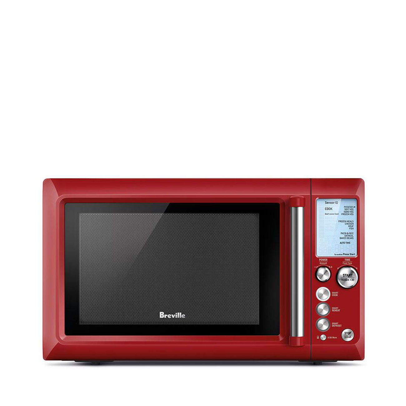 The Quick Touch Microwave Breville