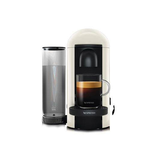 VertuoPlus Nespresso in Silver capsule recognition technology