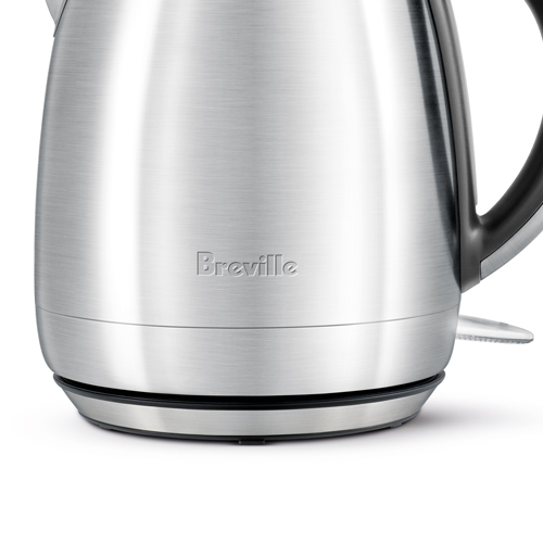 the Soft Open™ Kettle Kettles & Tea in Brushed Stainless Steel cordless convenience