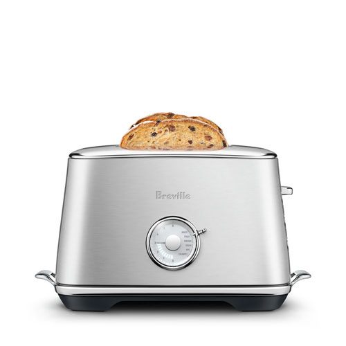 the Toast Select Luxe® Toaster In Brushed Stainless Steel 2-slice capacity