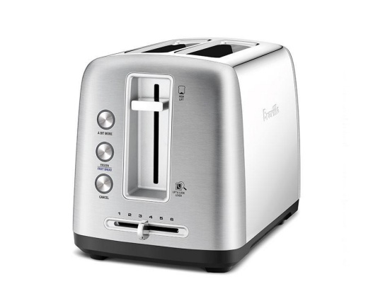the Toast Control™ 2 Toasters in Brushed Stainless Steel