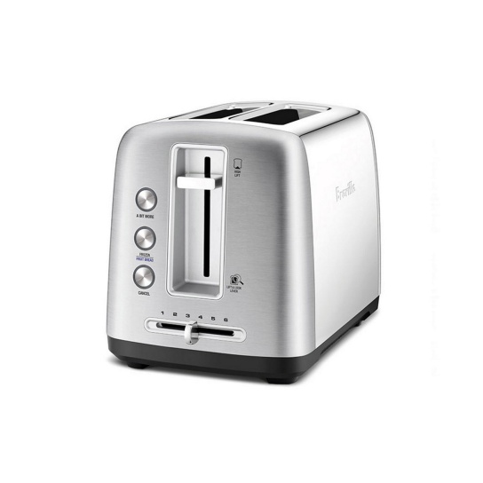 the Toast Control™2 Brushed Stainless Steel