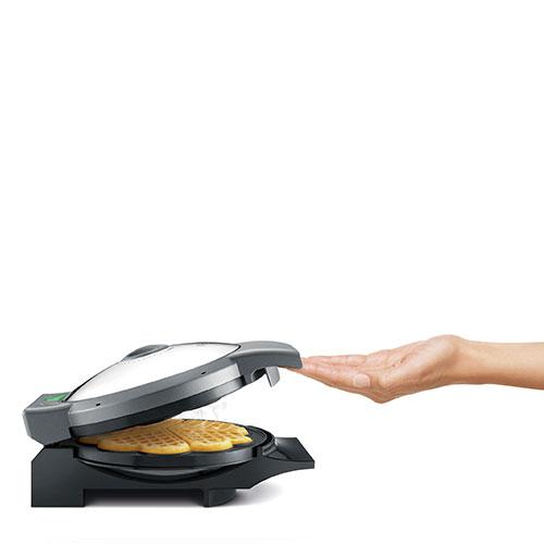 The Crisp Control Waffle Maker Breville