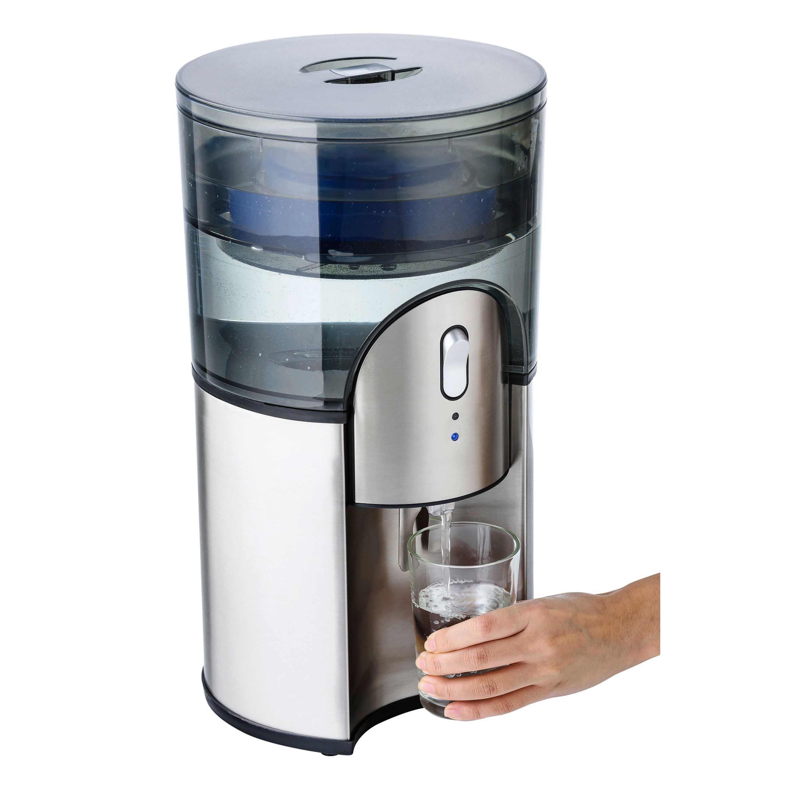 Desktop Water Cooler Stainless Steel