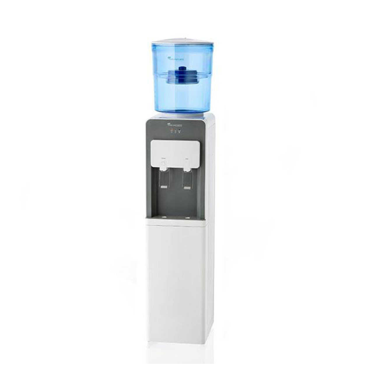 Floor Standing Water Cooler White water filtration water bottle