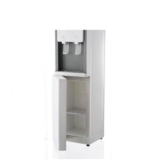 Floor Standing Water Cooler White water filtration storage
