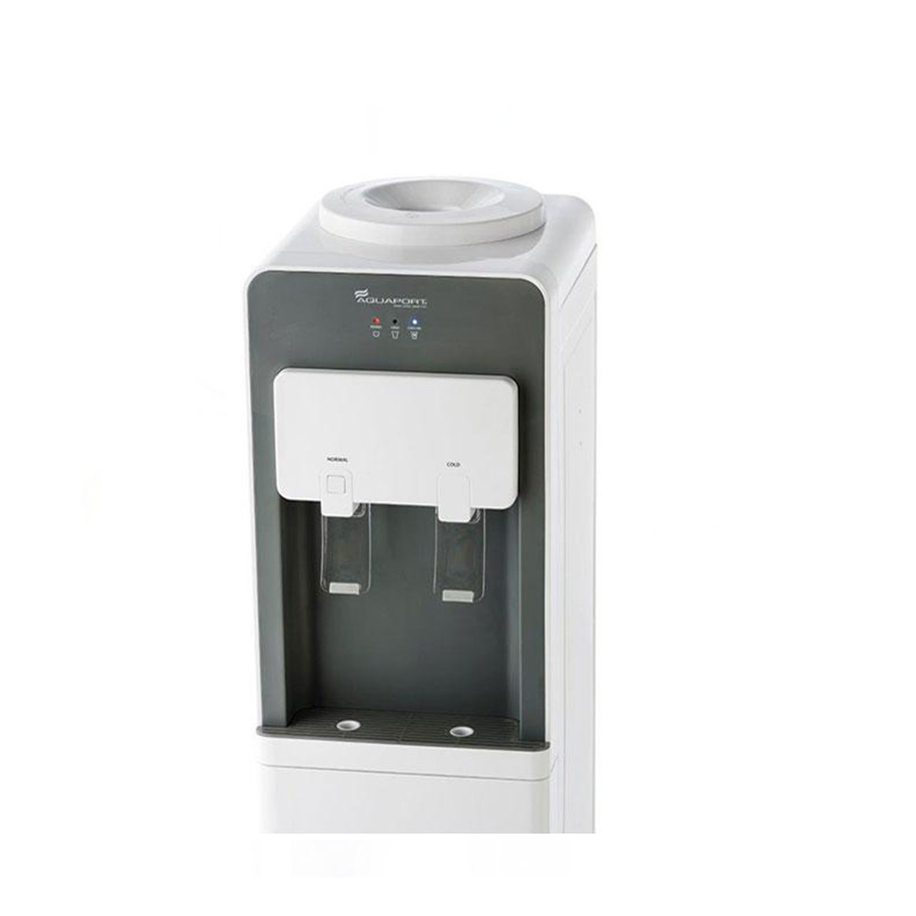 Floor Standing Water Cooler White water filtration water tank