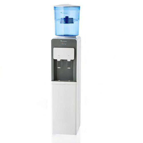Floor Standing Water Cooler White water filtration the perfect combination