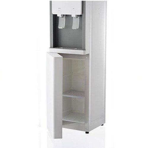Floor Standing Water Cooler White water filtration more storage convenience
