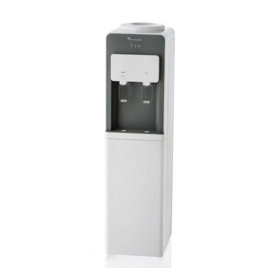 Floor Standing Water Cooler White Neutral