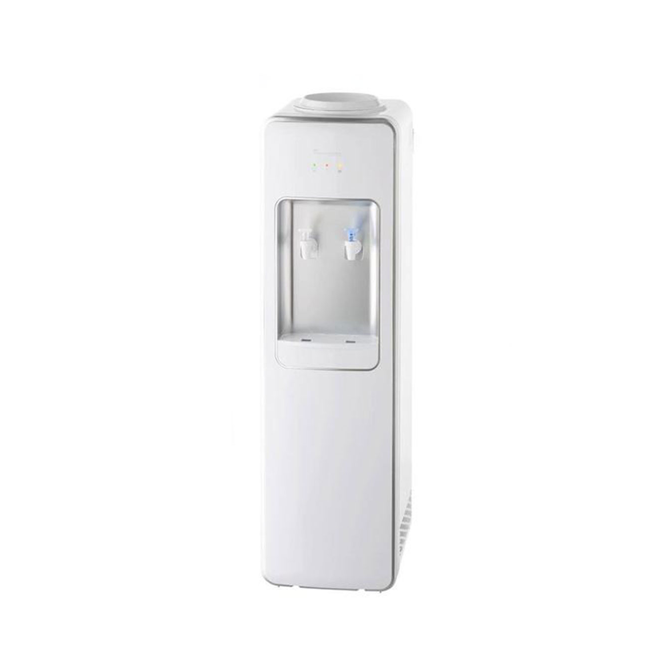 Floor Standing Water Cooler Premium White water filteration in white