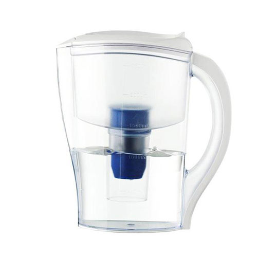 2.5 Litre Filter Water Jug water filteration in clear great tasting water