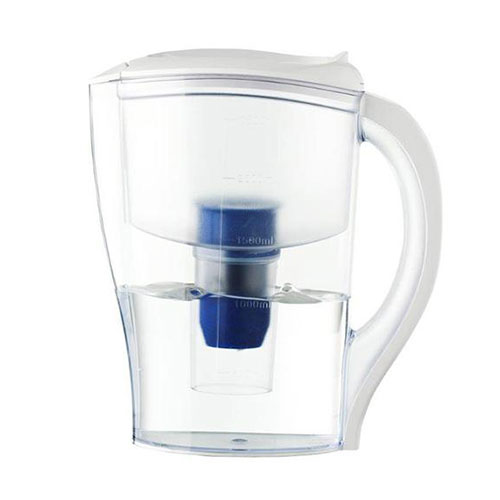 2.5 Litre Filter Water Jug water filteration in clear convenience