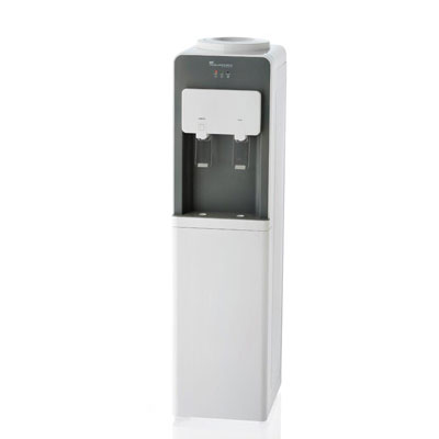 Floor Standing Water Cooler White