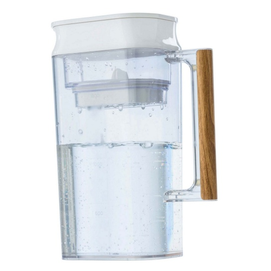 1.8 Litre Fast Flow Filter Water Jug Clear
