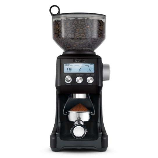the Smart Grinder Pro Black Truffle