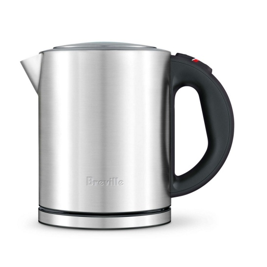 the Compact Kettle™ Brushed Stainless Steel