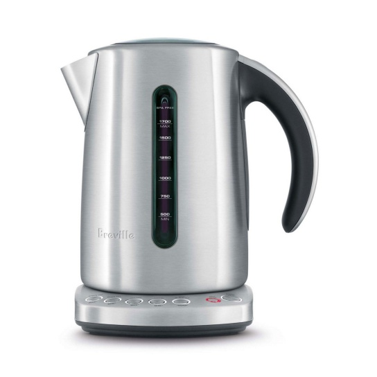 the Smart Kettle® Brushed Stainless Steel