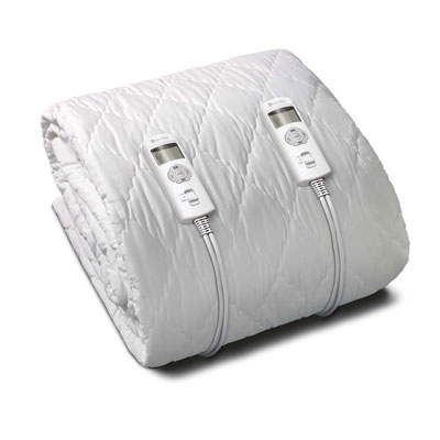 BodyZone® Double Quilted Fitted Heated Blanket