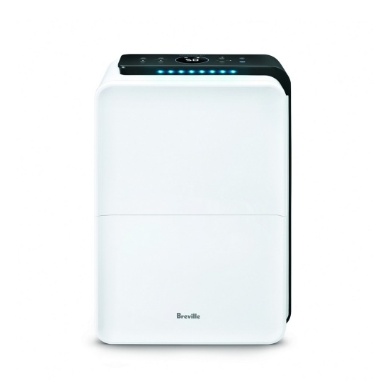 the Smart Dry Ultimate™ Dehumidifier White