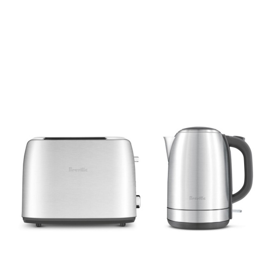 the Breakfast Pack™ Brushed Stainless Steel