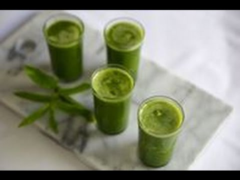 How to make the best Green Smoothie on the go