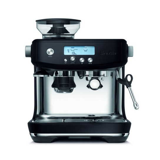 the Barista Pro™ Black Truffle