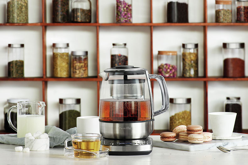 There's a tea maker for every taste