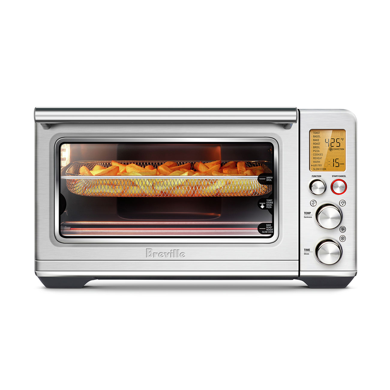 The Smart Oven Air Fryer Toaster Oven Breville