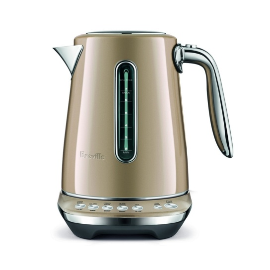 the Smart Kettle™ Luxe Champagne royal