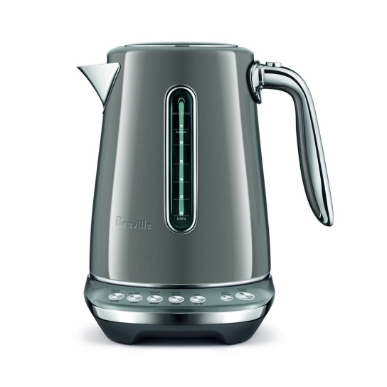 the Smart Kettle™ Luxe Caryer fumé