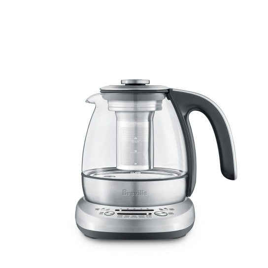 the Breville Smart Tea Infuser™ Compact Clear