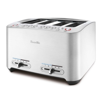 Die-Cast 4-Slice Smart Toaster™