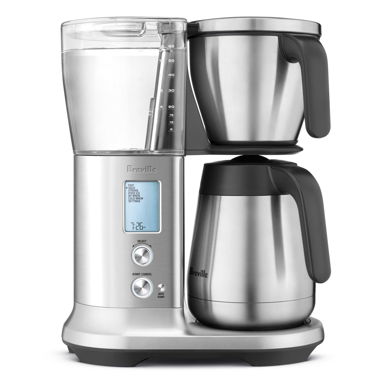 the Breville Precision Brewer™Thermal