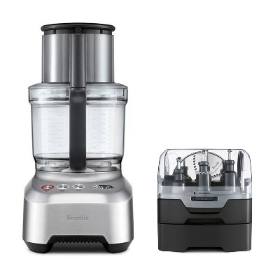 the Breville Sous Chef® 16 Peel & Dice