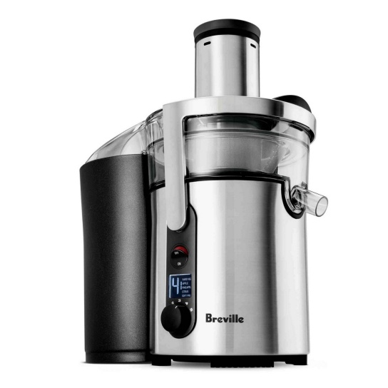 the Juice Fountain™ Multi-Speed Silver