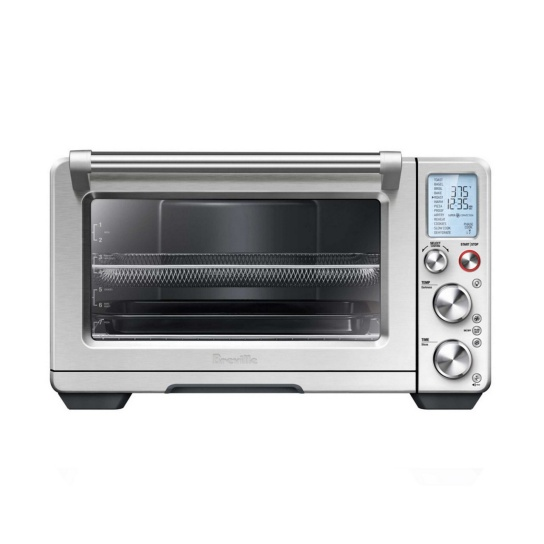 the Smart Oven™ Air Brushed Stainless Steel