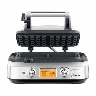 the Smart Waffle™ Pro, 2 moules
