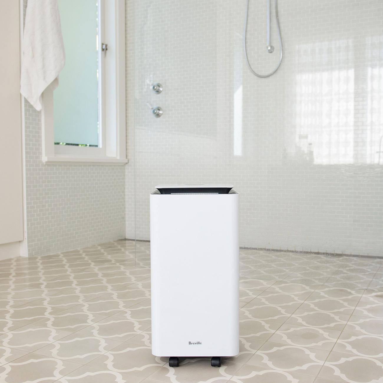 The Smart Dry Dehumidifier Breville