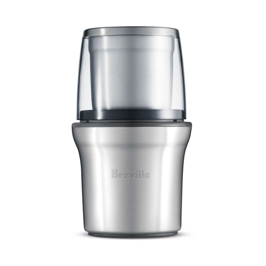 the Coffee & Spice™ Brushed Stainless Steel