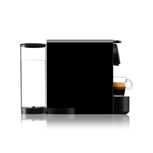 Essenza Plus Bundle Nespresso in Limousine Black