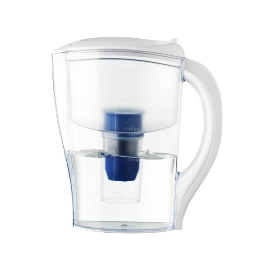 2.5 Litre Filter Water Jug Clear